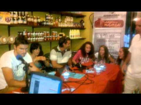 innovafm con el Club Granada de gimnasia rítmica