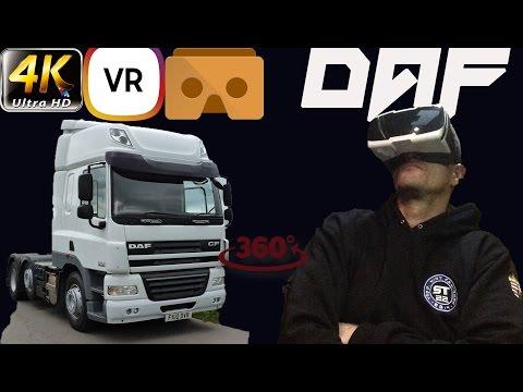 142.DAF CF 460 Virtual reality 360