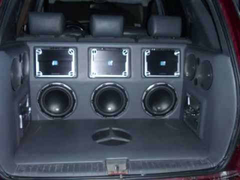 Custom Mercedes Benz Suv At On2audio Youtube