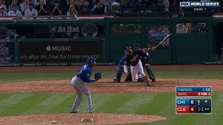 Davis ties game with clutch two-run homer