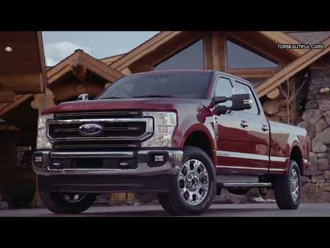 Ford F 250 2020 Interior and Exterior