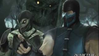 Youtube Poop - Mortal Kombat - A Bad Day for the Lin Kuei
