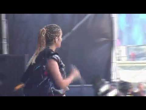 Karol g megaland Bogotá Colombia en vivo 2017