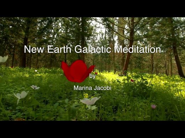 Quantum Manifestation - New Earth Galactic Mediation for Manifestation/ Marina Jacobi