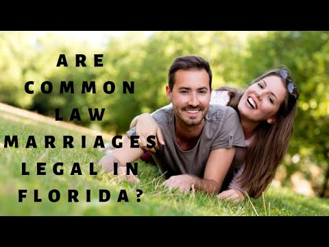 Are Common Law Marriages Legal in Florida West Palm Beach Divorce Attorney Charles Jamieson