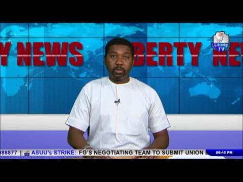 Liberty World News @6pm 30th August, 2017