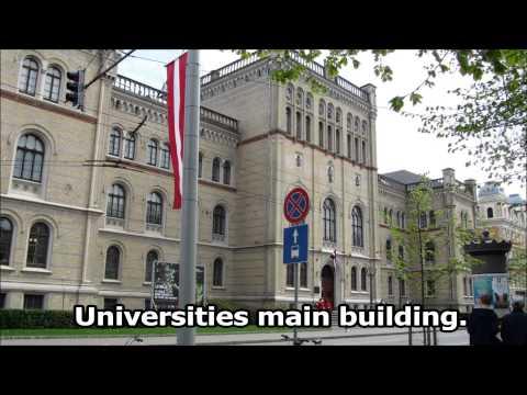 University of Latvia,  Faculty of social science