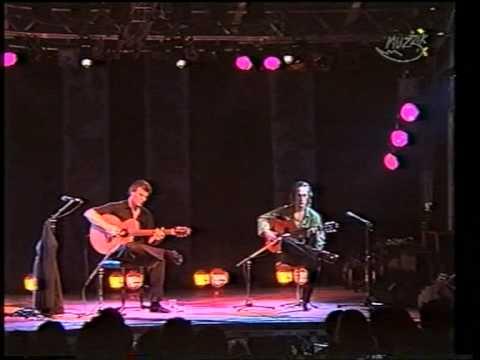 Paco De Lucia y John McLaughlin