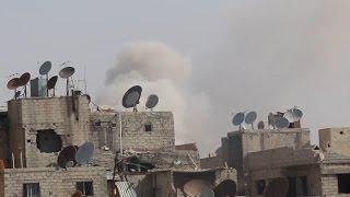 أخبار عربية: الأمم المتحدة: قلقون إزاء الوضع في منطقة وادي بردى