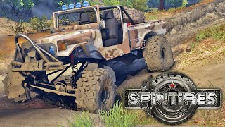 Toyota Off Road - Spin Tires 2014