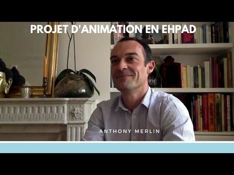 Projet d 39 animation en ehpad un livre et une vid o for Projet d animation cuisine