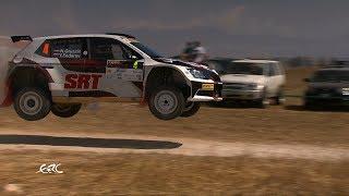 Cyprus Rally 2017 - Jump on SS9