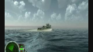 Gameplay German E Boat S 26 - PT BOATS Knights of the Sea