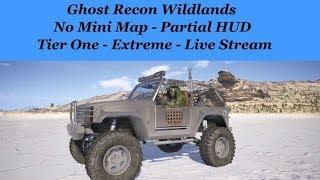 Ghost Recon Wildlands - Archangel & Sam Fisher Mission Tier 1 Extreme - Live Stream
