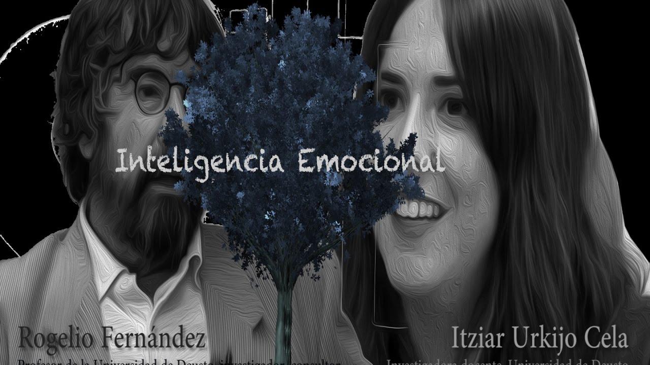 Rogelio Fernández habla con Itziar Urquijo sobre Inteligencia Emocional