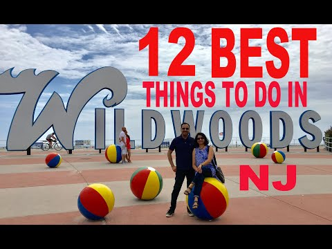 12 Best Things To Do In Wildwood, NJ $$$ Money Saving Info