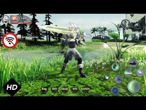 Top 20 Offline Open World Android & IOS Games L High Graphics #2