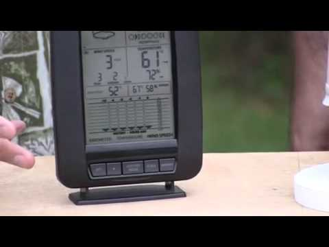 AcuRite Home Weather Center 00624