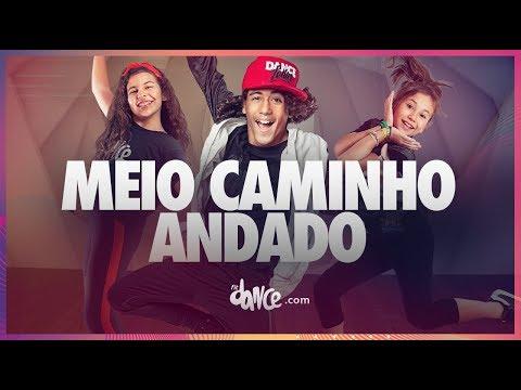 Meio Caminho Andado - Enzo Rabelo  FitDance TeenKids Coreografía Dance