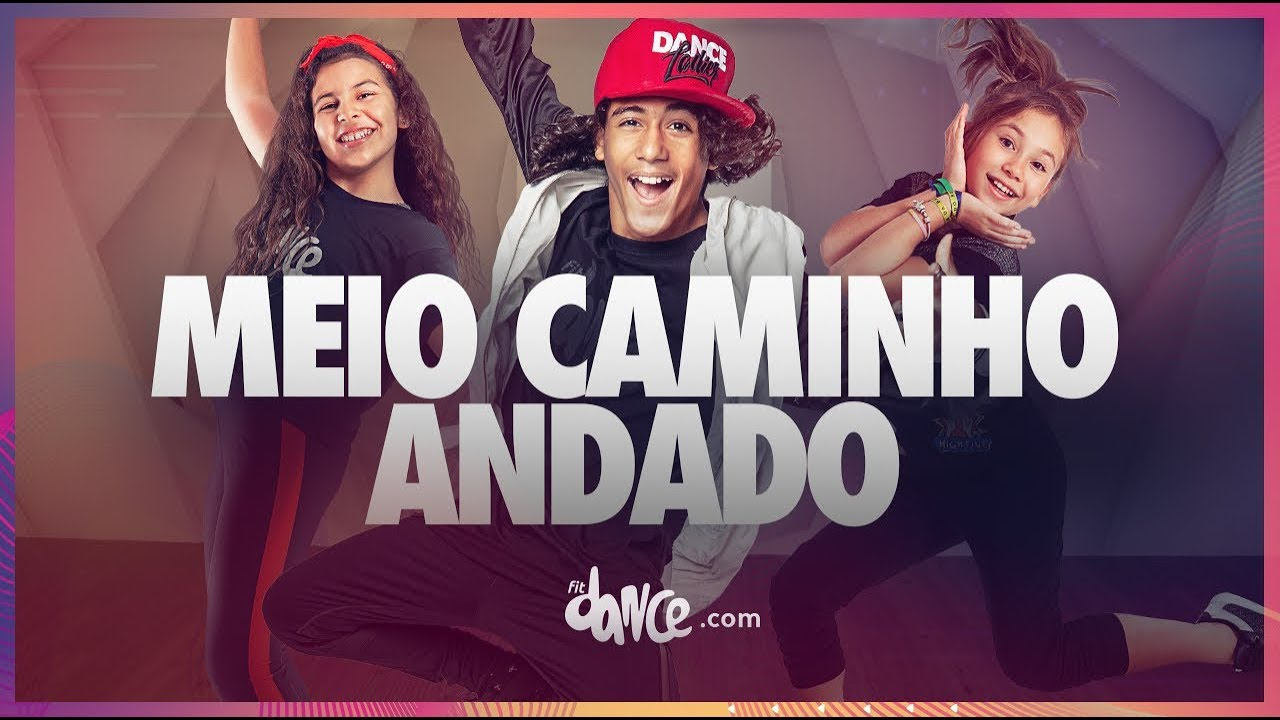 Meio Caminho Andado - Enzo Rabelo | FitDance Teen/Kids (Coreografía) Dance Video