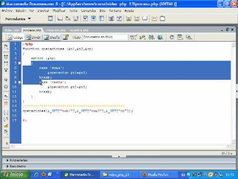 VideoTutorial 13 del Curso de PHP y MySQL