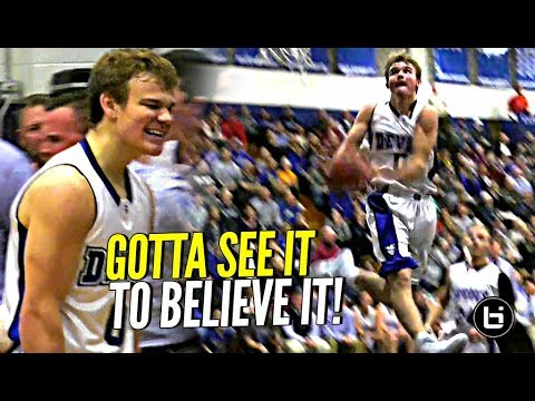 Mac McClung IS UNREAL!!!!!! CRAZIEST GAME DUNKS + 47 Points!! The MOST BOUNCE In The Nation!?!?