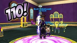 Wizard101: My 110 Storm Gear! (Finally)