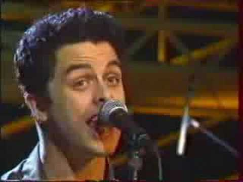 Green Day - Basket Case (Live on French TV 1995)