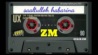Gambar cover ZAADUL MUSLIM SAALTULLOH HABARINA VOC SUAIB