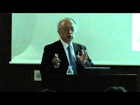 2015/11/06 I²CNER Seminar Series :Prof. Kenichiro Ota