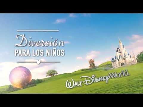 Disney para los más pequeños | Walt Disney World | Parques Disney from YouTube · Duration:  1 minutes 11 seconds