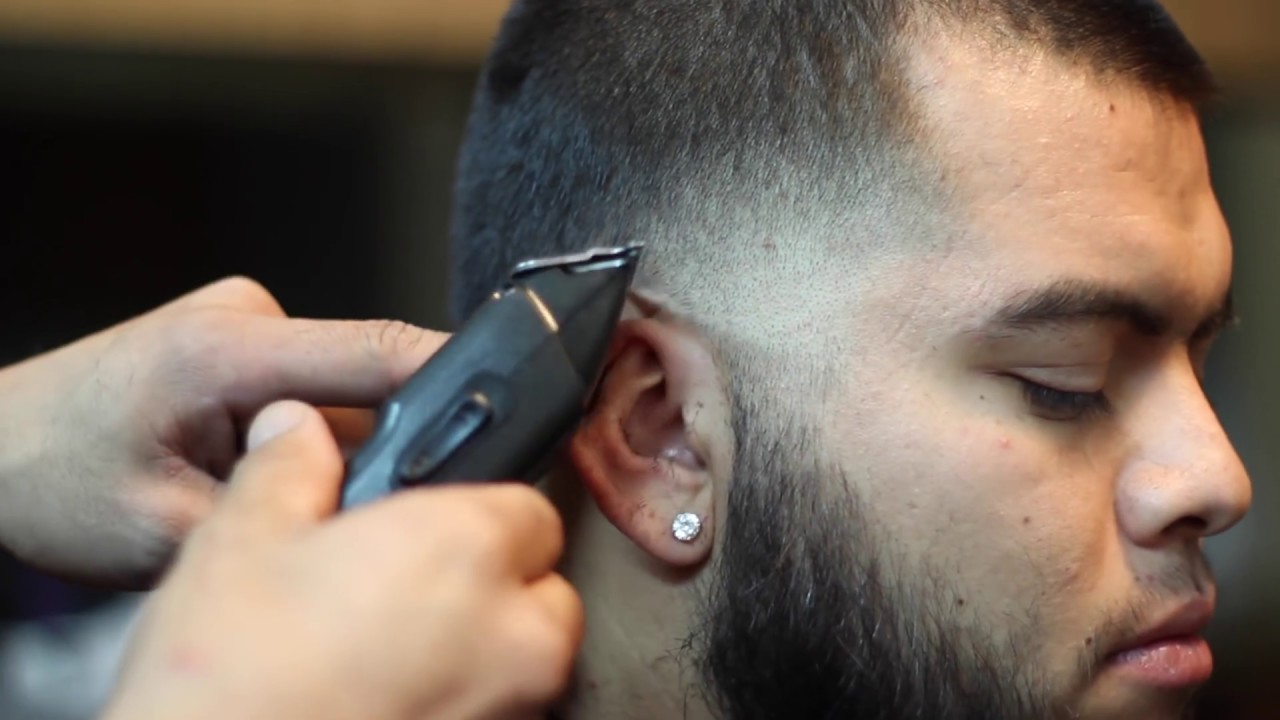 Barber House Calls : ... Line Up Barber Tutorial House Call Kv7 ??? - YouTube
