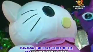 """PANJANG UMURNYA,Tiup lilinnya & Potong Kue """"Best Auranza"""""""