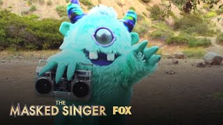 The Clues: Monster | Season 1 Ep. 1 | THE MASKED SINGER