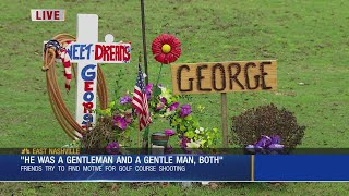 Community remembers man killed outside Shelby Park Golf Course
