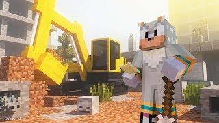 CZAS BUDOWY... | Minecraft Jeż Na Ferajnie! Tritsus