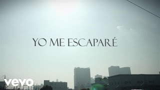 TINI - Yo Me Escaparé (Official Lyric Video)