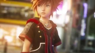 Kingdom Hearts 3 Secret Ending / Calvin Harris Feat: Example - i'll be coming back