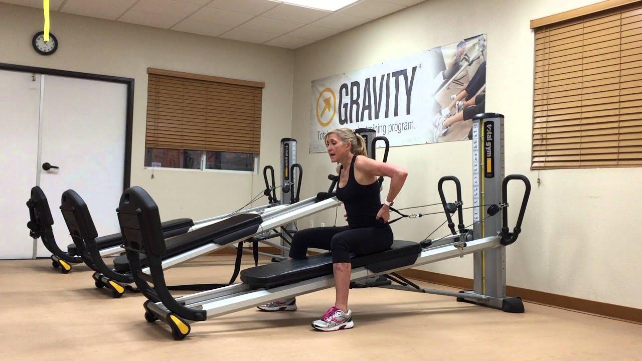 Infomercial workout bar eoua