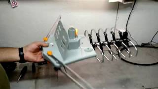 TV Antenna Review. The Uplink WA 2608 Part 1: unboxing and assembly
