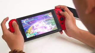Trên tay Nintendo Switch phiên bản Mario Odyssey: Joy Con đỏ, tặng bao đỏ, tặng game