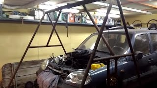 видео гараж для ремонта авто своими