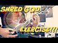 Best Shred Guitar Exercise Ever   Mechanics Of Superior Technique!!!