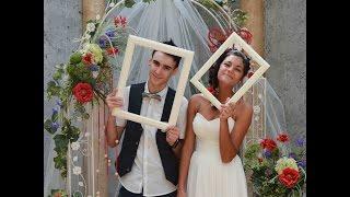 Свадебная арка Часть3 Шкатулка для колец, фотосессия