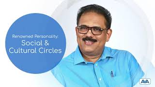 Dr. AV  Anoop  video profile