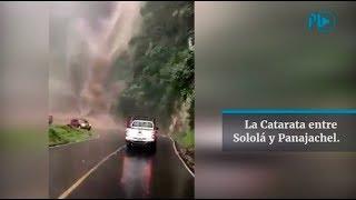 Inundaciones Sololá y Huehuetenango | Prensa Libre