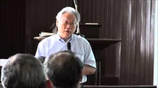 第30回縮小社会研究会「江戸時代の生活:持続可能な循環型社会だったか? 」 鬼頭宏先生 part1              3/4