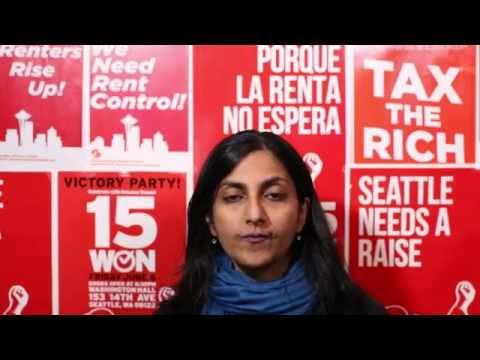 #SocialistsRising - Kshama Sawant and Socialist Alternative