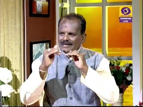 Harikathe Artist Hulikal Nagaraj in Shubhodaya Karnataka | 05-04-19 | DD Chandana