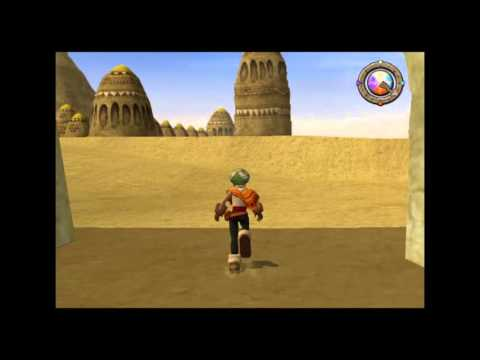 How to get Jibubu inside his house for Solar Power trade quest - Dark Cloud
